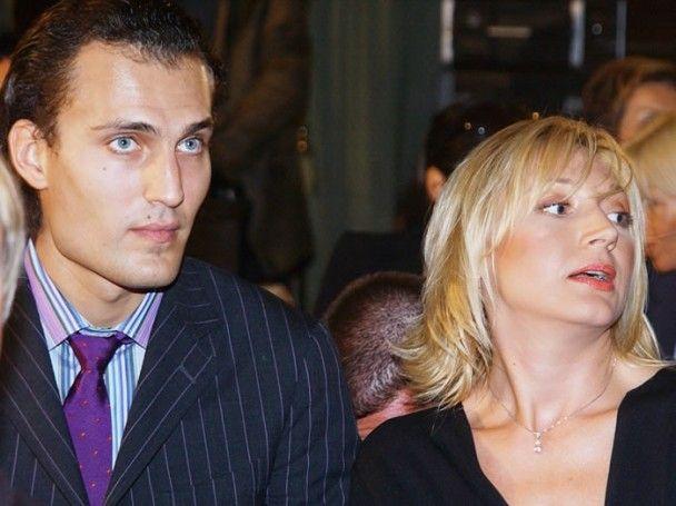 Крістіна Орбакайте розлучається з чоловіком через гроші