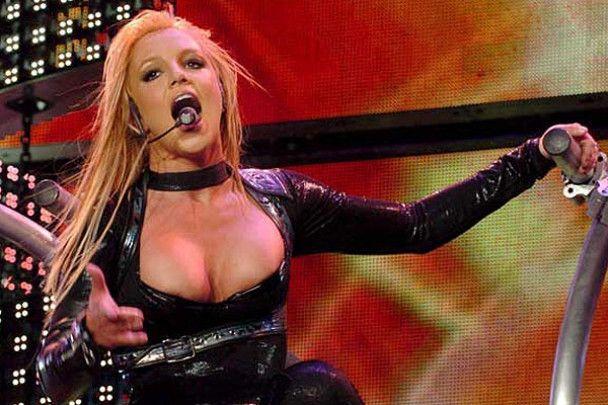 Брітні Спірс дасть концерт у Києві