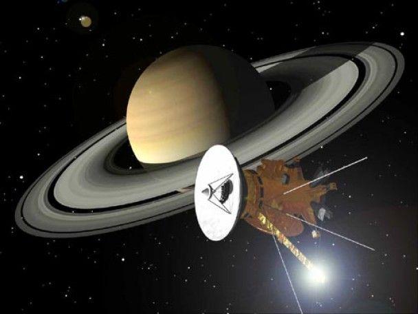 На супутнику Сатурна знайшли солону воду, в якій може бути життя