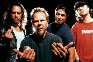Metallica випустить DVD зі своїми виступами