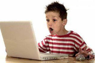 Інтернет шкодить дітям з бідних родин