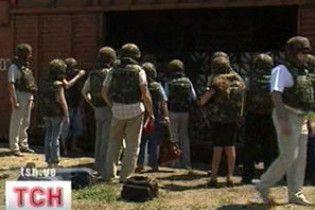 Боєприпаси з Лозової вивезли у Кіровоград