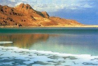 Російська компанія буде шукати Содом і Гоморру в Мертвому морі