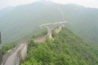 Археологи знайшли покинуту ділянку Великої китайської стіни