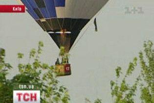 Аеростати піднялися в небо над Київщиною