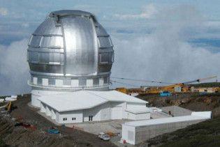 В Іспанії розпочав роботу найпотужніший у світі телескоп