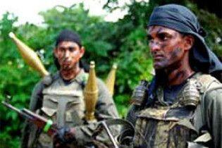 При спробі прорвати оточення на Шрі-Ланці вбито 70 повстанців