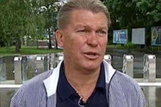 Олег Блохін: хочу працювати в Україні