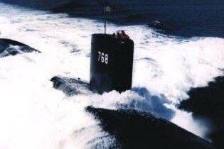 Американська підлодка і корабель зіткнулися біля берегів Ірану