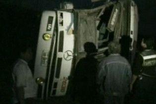 26 людей загинули в аварії автобуса в Перу