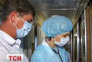 На Донеччині підтверджено випадки захворювання на свинячий грип