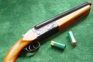 Дворічна дитина застрелила себе з гвинтівки