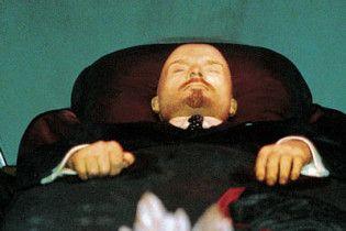 Лукашенко готовий забрати тіло Леніна до Мінська
