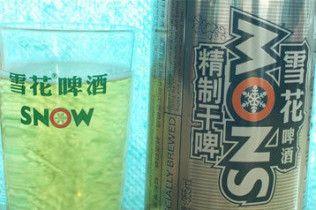 Китайське пиво купують найбільше в світі