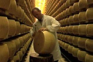 Італійські банки почали приймати сир як заставу