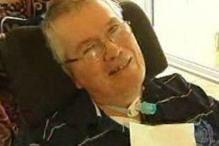 Суд дозволив паралізованому австралійцю померти з голоду