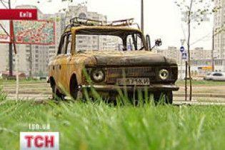 В Києві активізувалися палії машин. За ніч - чотири підпали