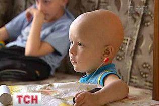 Кандидатів в президенти закликали допомогти онкохворим дітям