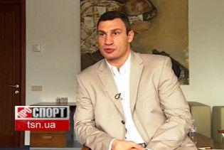 Віталій Кличко: Чагаєв більш небезпечний, ніж Хей