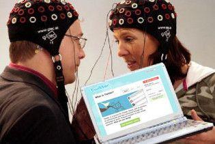 Американський дослідник відправив інтернет-повідомлення силою думки