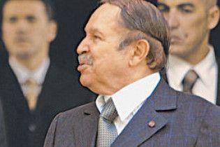 Діючий президент Алжиру втретє перемагає на виборах