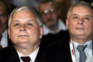 """Брат-близнюк Качинського заявив, що той не підпише """"конституцію Євросоюзу"""""""