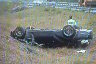 Найшвидший спортсмен планети потрапив в аварію