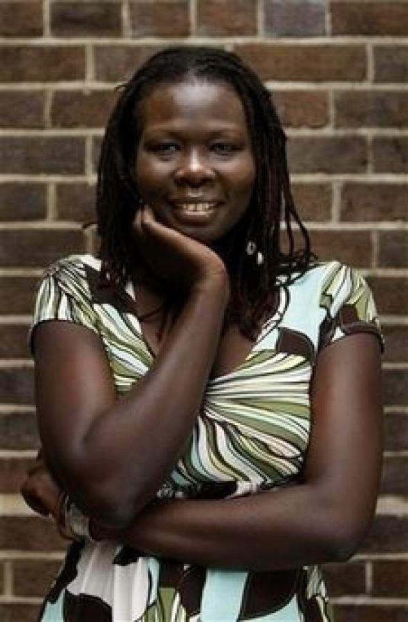 Моніка Арак де Ньєко, письменниця з Уганди