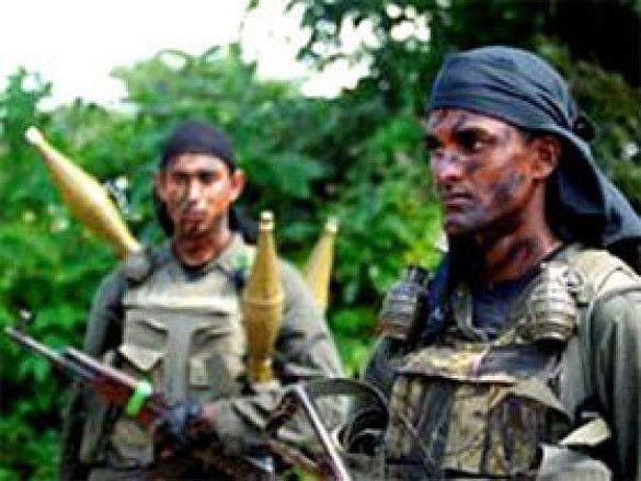 Шрі-ланкійські повстанці