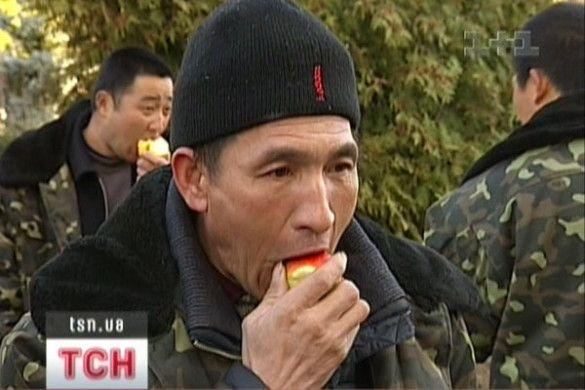 Голодні Китайці