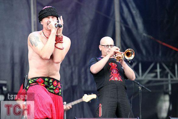 """""""Гайдамаки"""" на фестивалі Сігет-2009"""