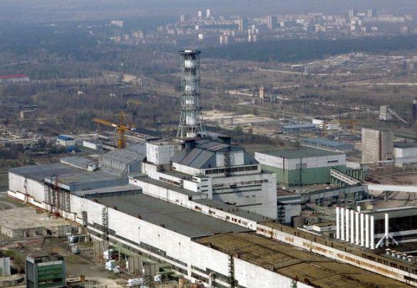 Чорнобильська АЕС (www.ukrcenter.com)