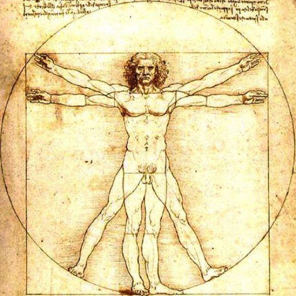 В Інтернеті з`явиться архів малюнків Леонардо да Вінчі