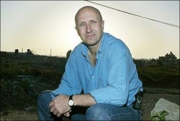 Алан Джонстон, журналіст BBC