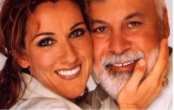 Селін Діон з чоловіком