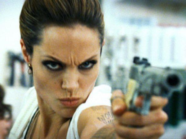 Анджеліна Джолі - найкрасивіша жінка світу