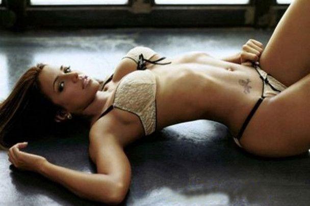 Дружина футболіста Ешлі Коула - найсексуальніша в світі