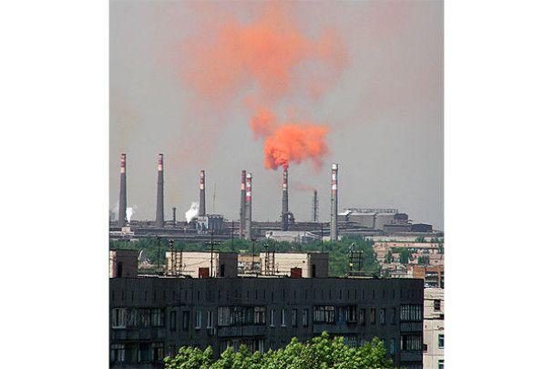Кривий Ріг визнали найбруднішим містом України
