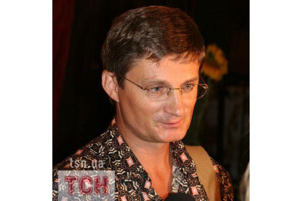Микола Рудьковський прийшов на презентацію до Наталки Валевської