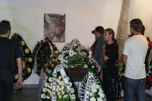 У Львові поховали Сергія Кузьминського
