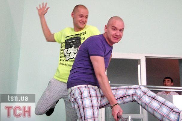 """Женя Кошевий, Андрій """"Бумбокс"""" та Потап озвучили """"13-й район.Ультиматум"""""""