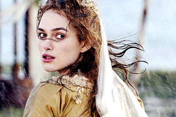 """Кіра Найтлі відмовилась від ролі в """"Піратах Карибського моря-4"""""""