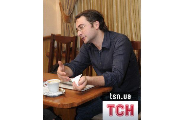 """Сергій Швець: """"У """"ТСН.Варті"""" ми досліджуємо важливі проблеми"""""""