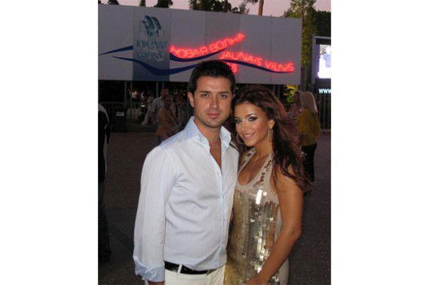 Ані Лорак вийде заміж через тиждень у Греції