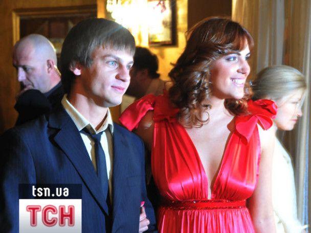 Яна Клочкова - вагітна