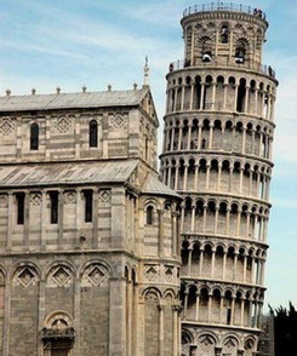 Пізанська вежа перестала падати