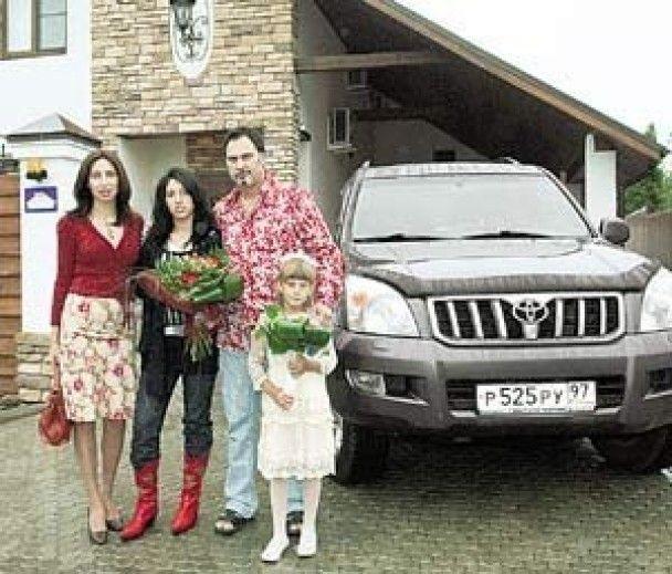 Меладзе так і не розлучився з дружиною