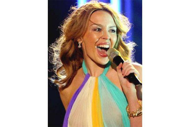 Кайлі Міноуг співатиме разом із ABBA