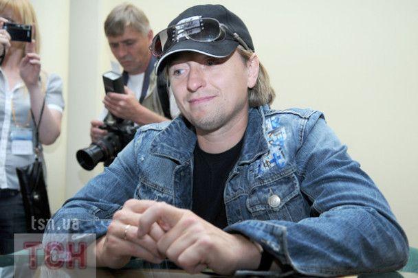 """Сергій Безруков відмовився зніматись в """"Бригаді"""""""