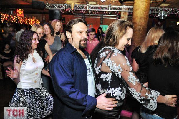 Рудьковський запросив телевізійників на танець